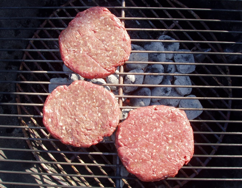 E.coli has been found in ground beef