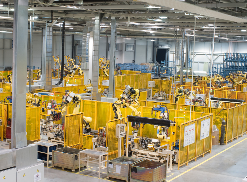 Looking At The Future Of Factory Automation Eagle